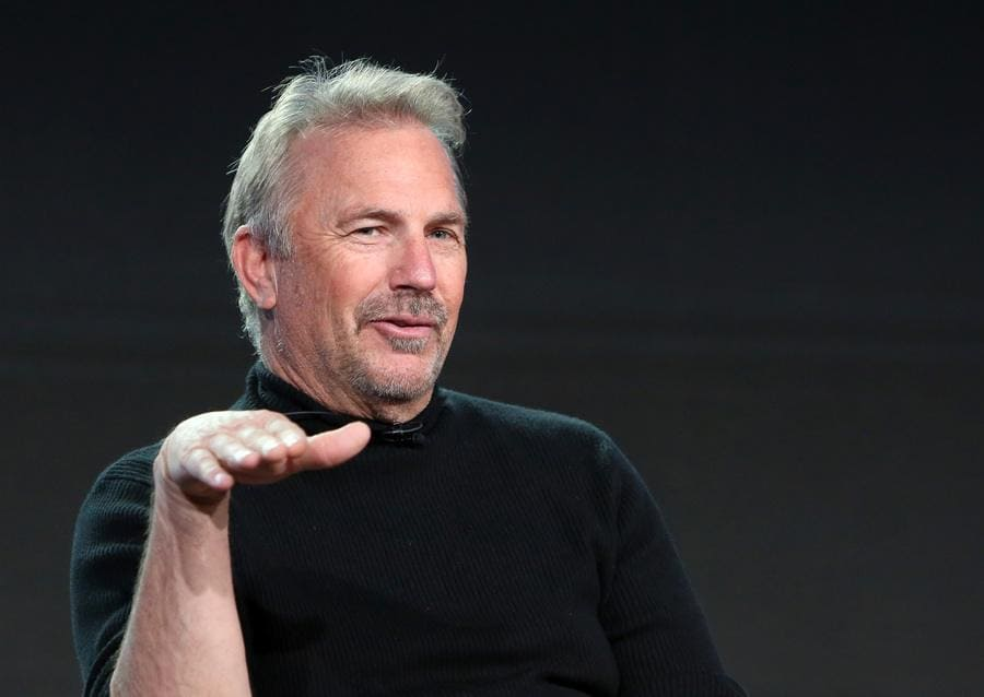 Kevin Costner, Paramount Network 'Yellowstone' TV show panel, TCA Winter Press Tour, Los Angeles, USA - 15 Jan 2018