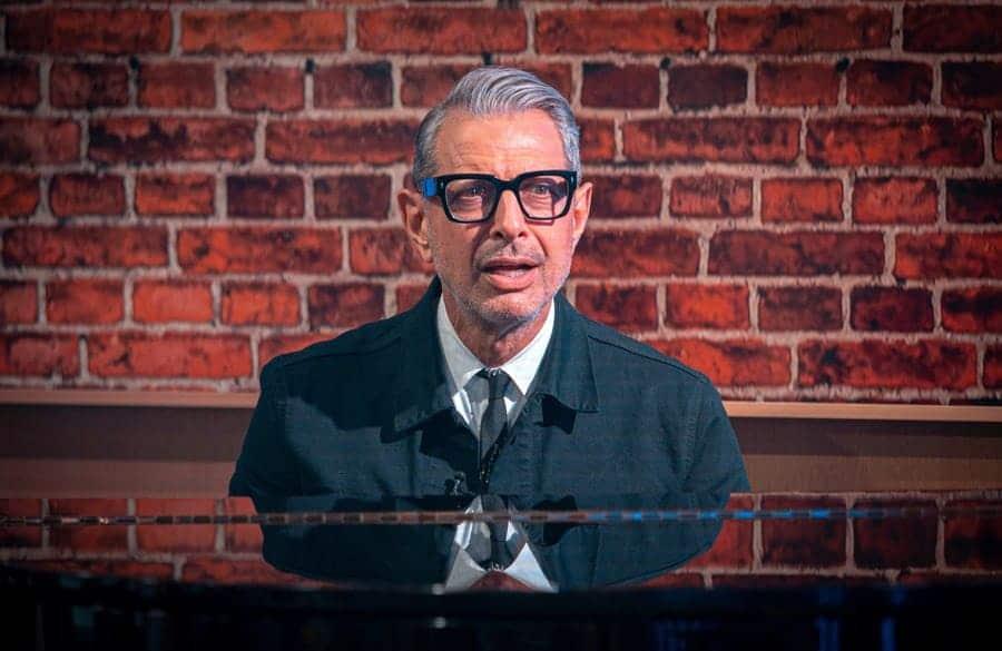 Jeff Goldblum, 'This Morning' TV show, London, UK - 12 Nov 2019
