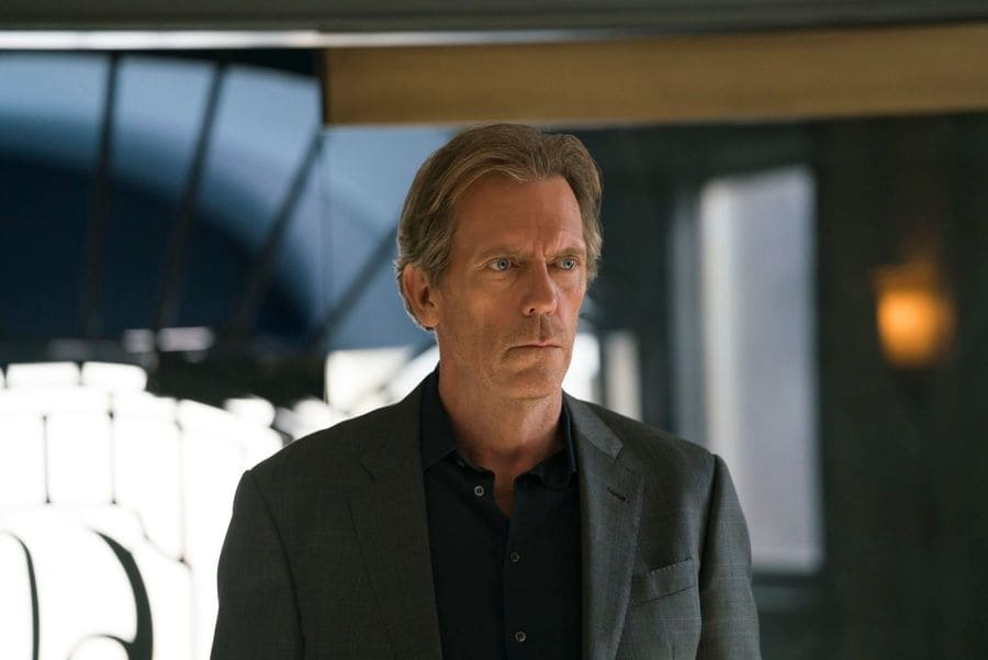 Hugh Laurie as Eldon Chance