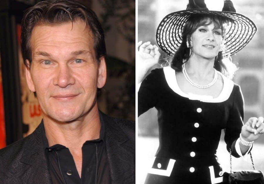 Patrick Swayze in To Wong Foo Thanks for Everything, Julie Newmar