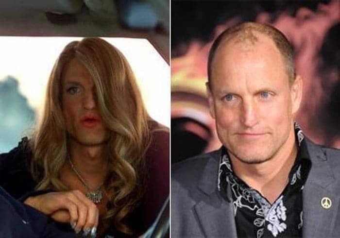 Woody Harrelson in the movie Anger Management