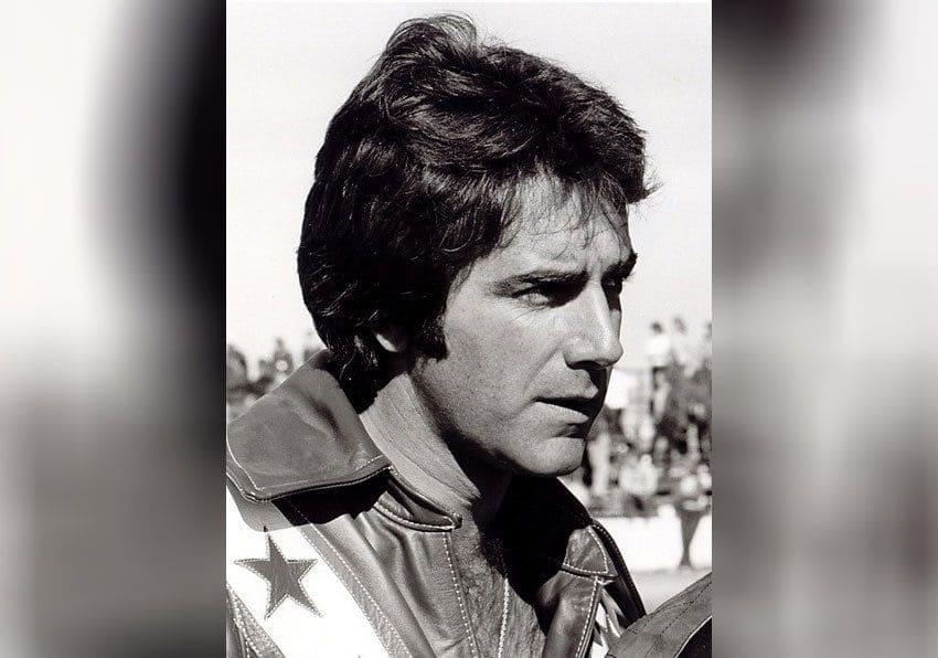 Sam Elliott in Evel Knievel, 1974,