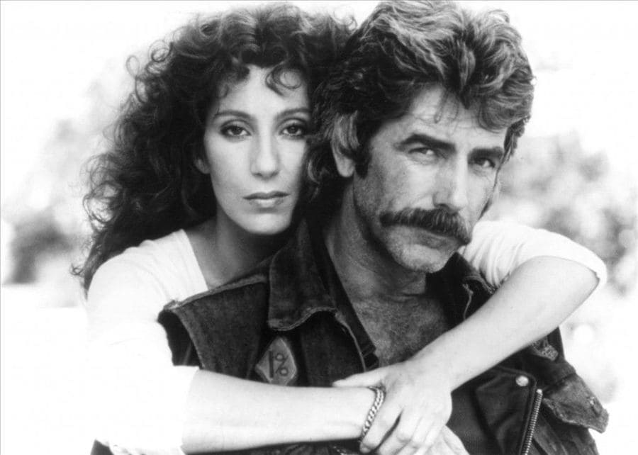 Sam and Katharine around 1984.