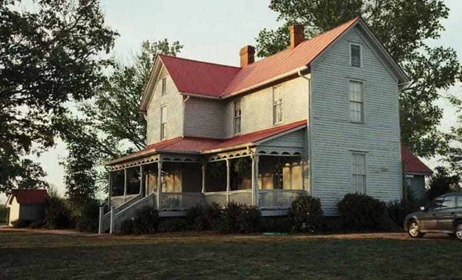 The house from The Odd Life of Timothy Green.