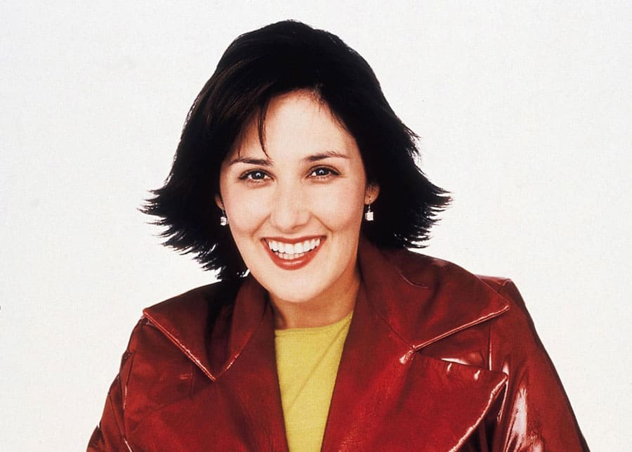 Ricki Lake, photographed in the '90s.