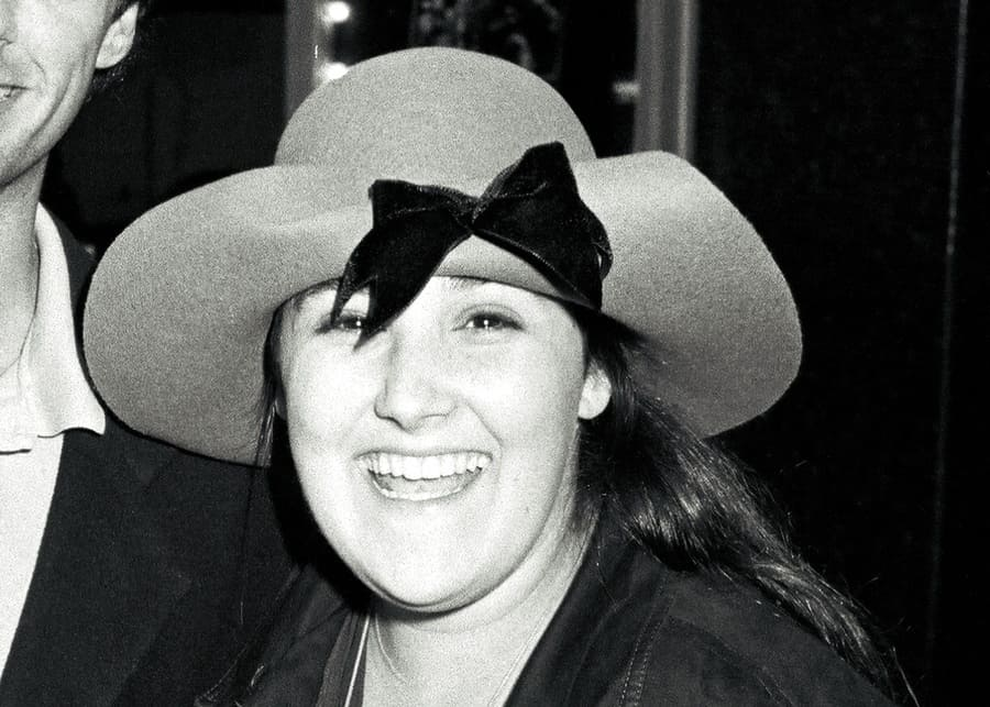 Ricki Lake, photographed in 1990.