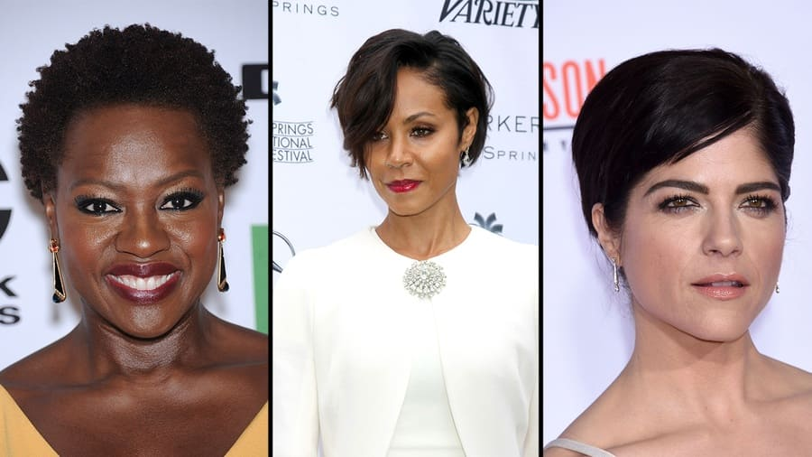 Viola Davis, Jada Pinkett-Smith, and Selma Blair also admitted their own hair loss.