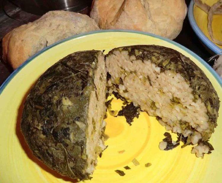 Nettle Pudding
