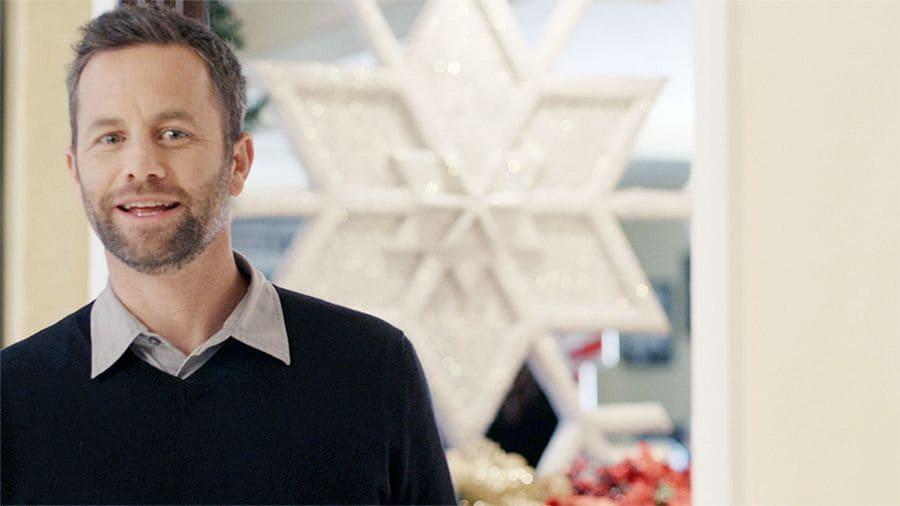 Kirk Cameron in Saving Christmas, 2014.