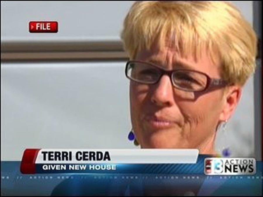 A picture of Terri Cerda