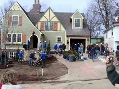The Jacobo family house, Extreme Makeover: Home Edition
