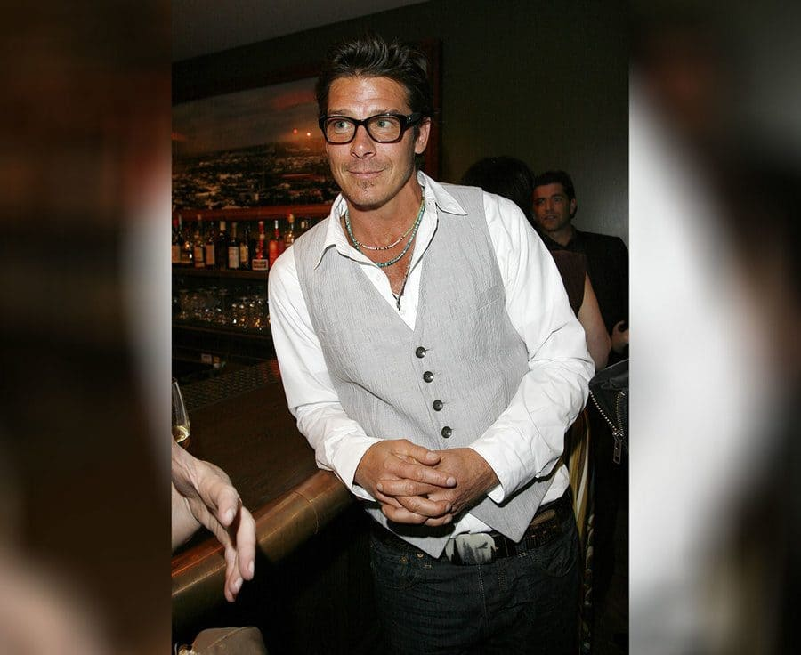 Ty Pennington attends a Dior Party
