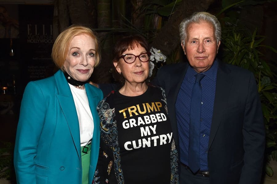 Holland Taylor, Janet Sheen, and Martin Sheen