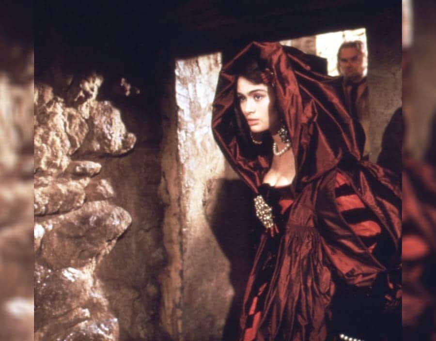 Pirates, Charlotte Lewis