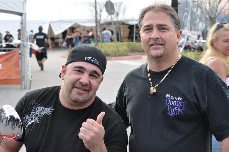 Vinnie DiMartino and Dennis