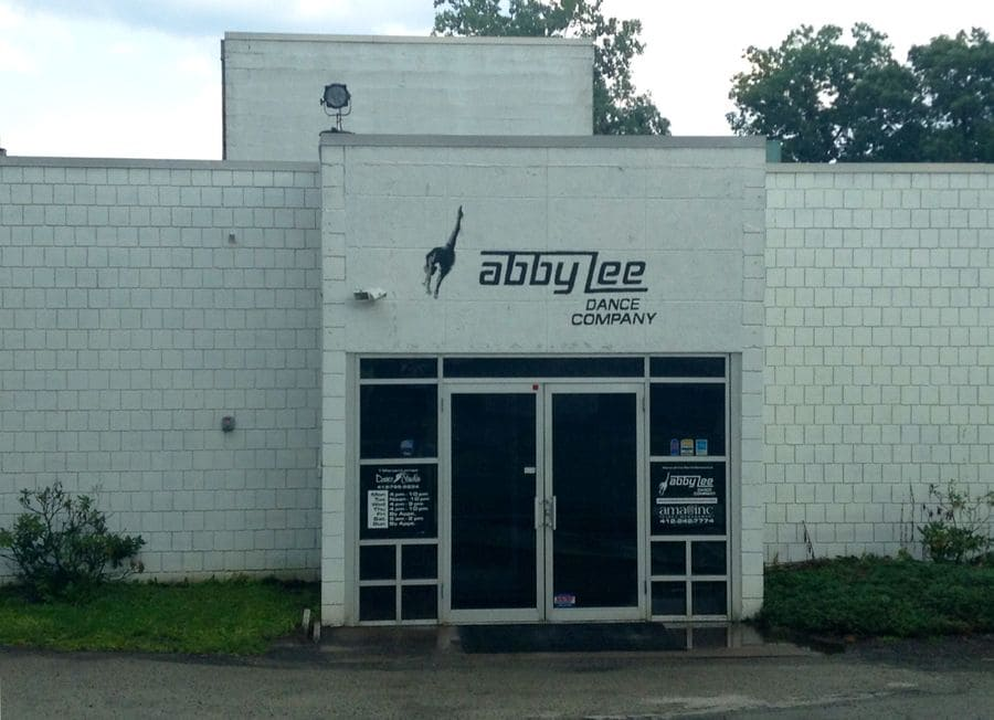 Abby Lee Dance Company building.