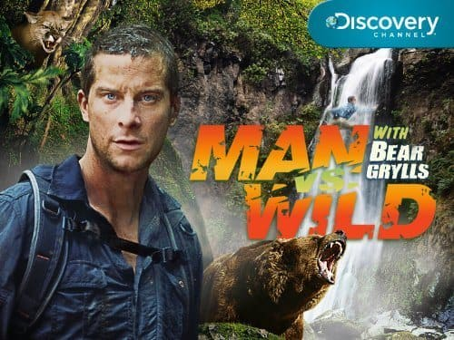 Bear Grylls in