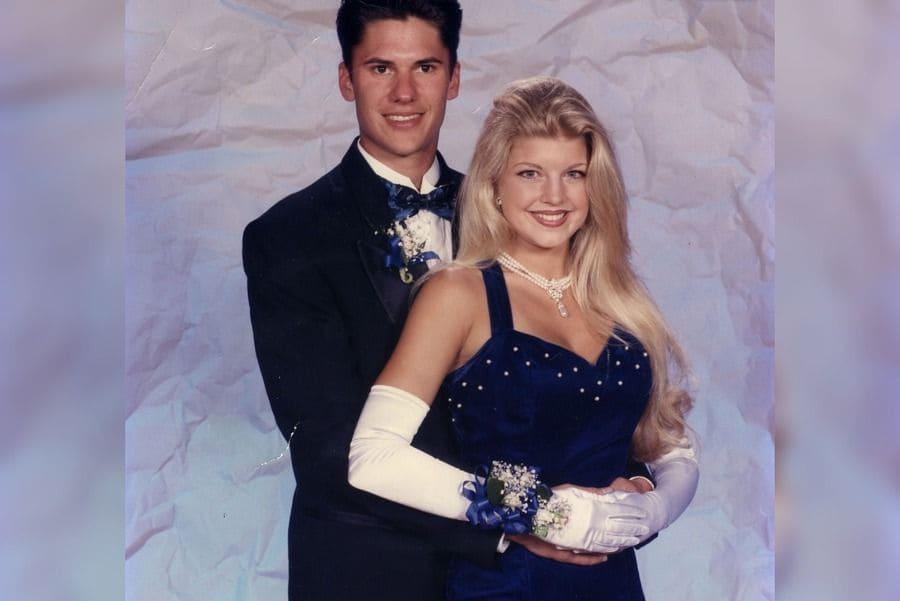 Fergie and Vincent Dean Malicek