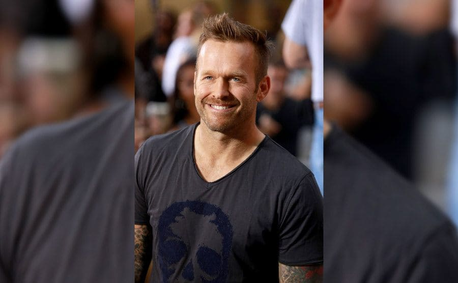 Bob Harper at the Today Show in 2013