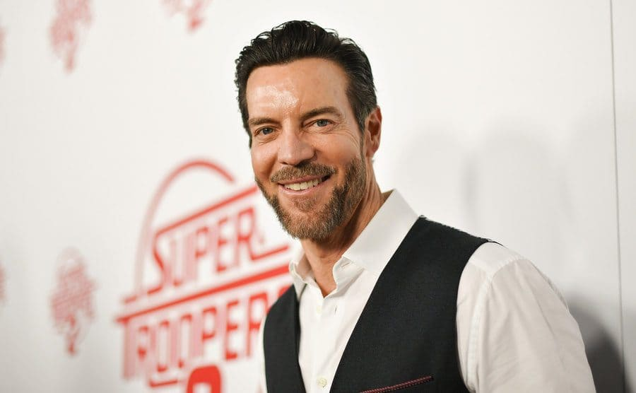 Tony Horton at the Super Troopers 2 movie premiere