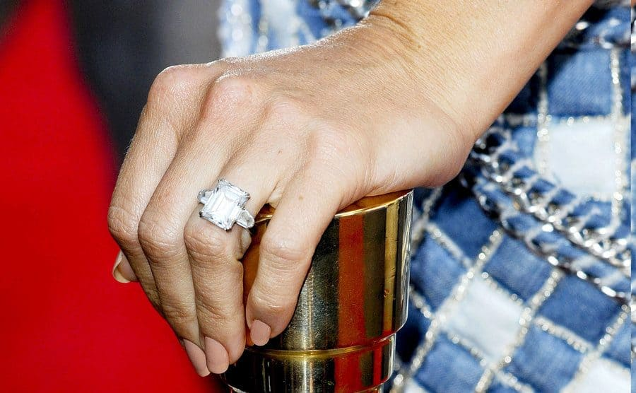 Kate Hudson's engagement ring