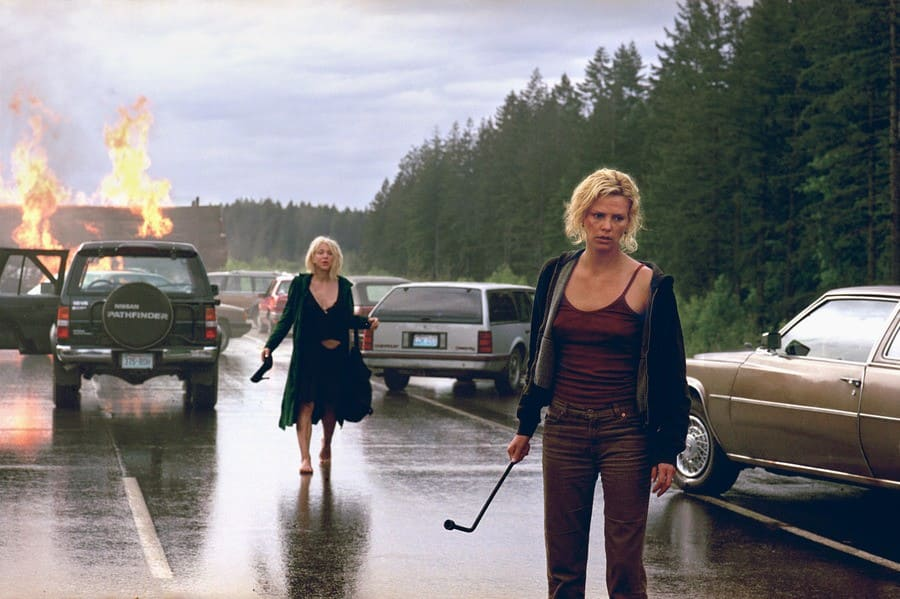 Trapped - 2002, Courtney Love, Charlize Theron