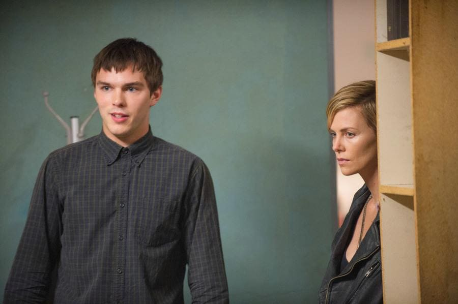 Dark Places - 2015, Nicholas Hoult, Charlize Theron.