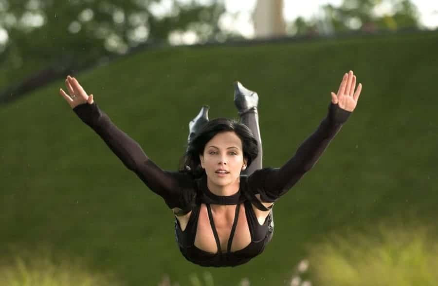 Aeon Flux - 2005, Charlize Theron.
