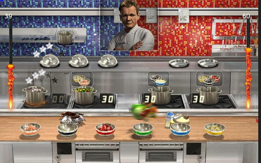 Gordon Ramsay's Hell's Kitchen video game