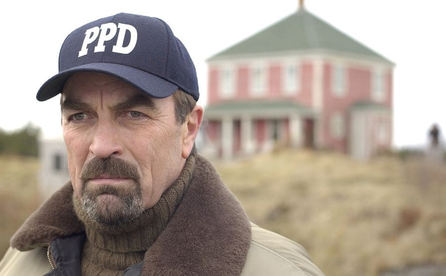 Tom Selleck in Stone Cold 2005