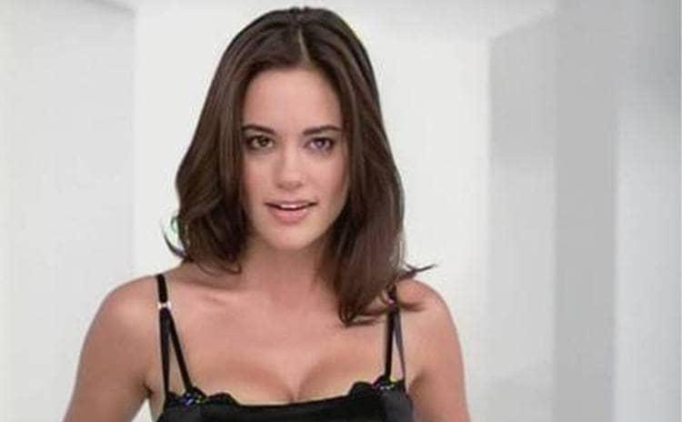 Rachel Specter in the RGX commercial