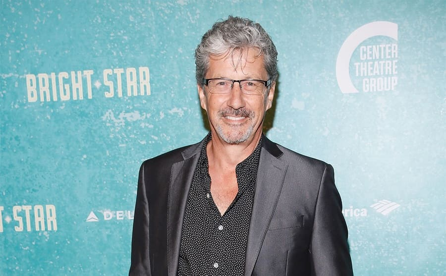 Charles Shaughnessy on the red carpet today