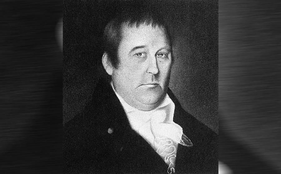 A portrait of Thomas Gibbons