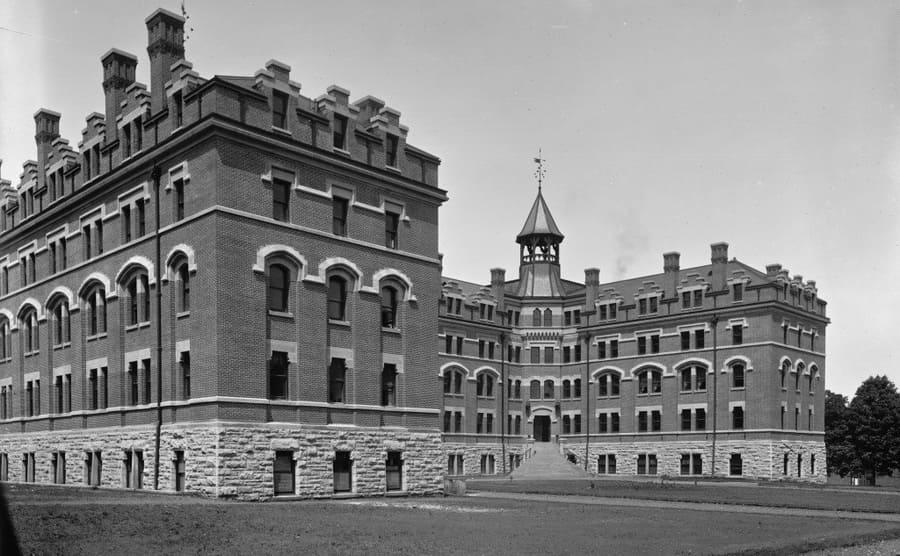 A photograph of Vanderbilt University