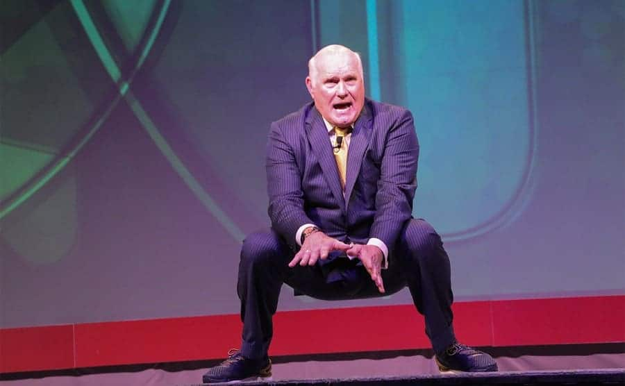 National Safety Council Expo, Anaheim, USA - 17 Oct 2016 - Terry Bradshaw