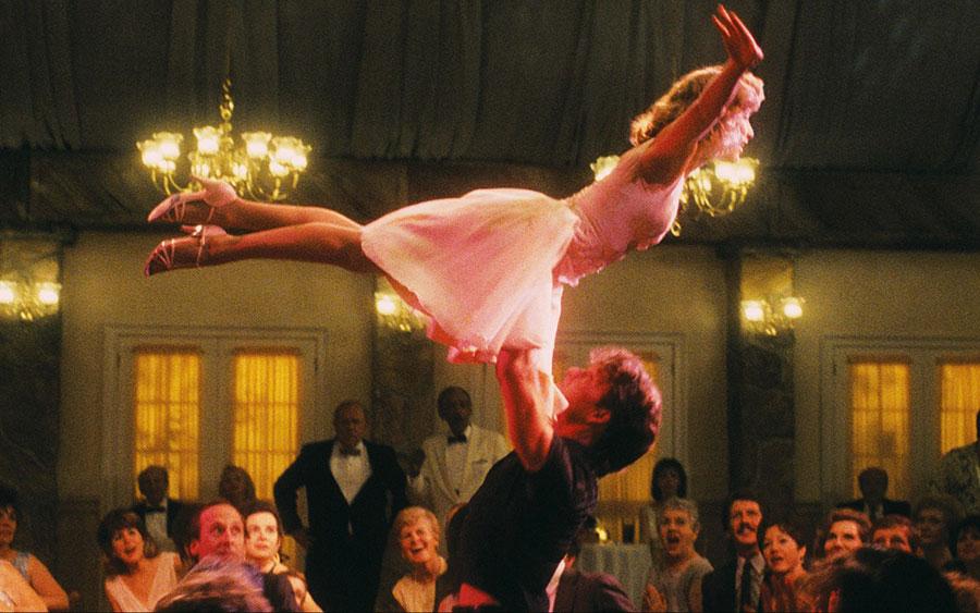 Dirty Dancing – 1987, Patrick Swayze, Jennifer Grey