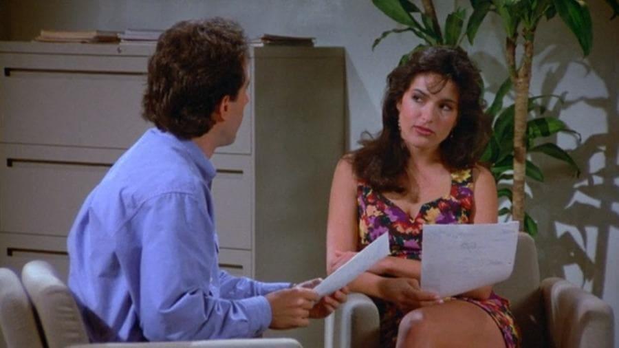 Mariska Hargitay Role on Seinfeld: Melissa