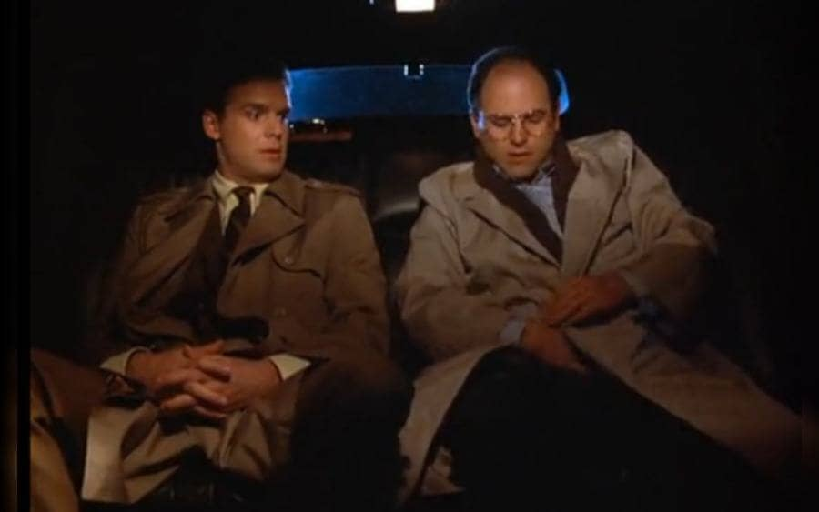 Peter Krause Role on Seinfeld