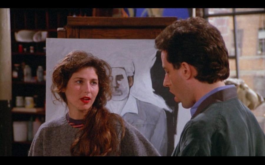 Catherine keener Seinfeld episode