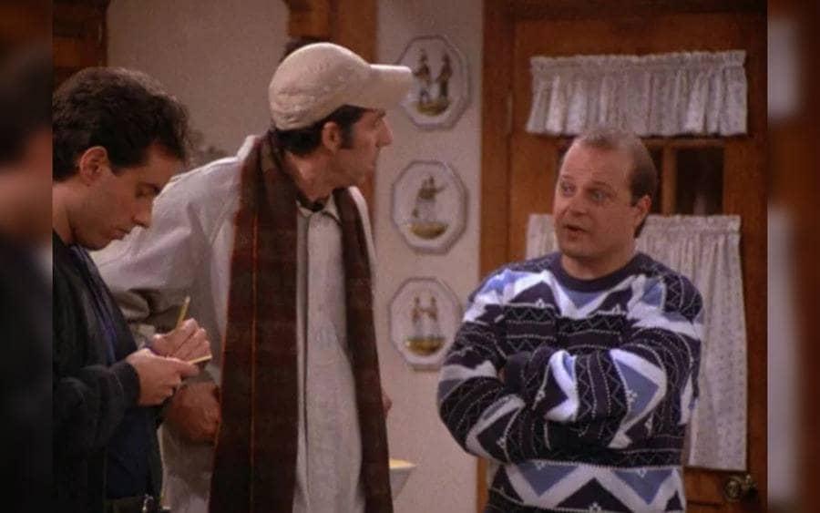 Michael Chiklis in Seinfeld