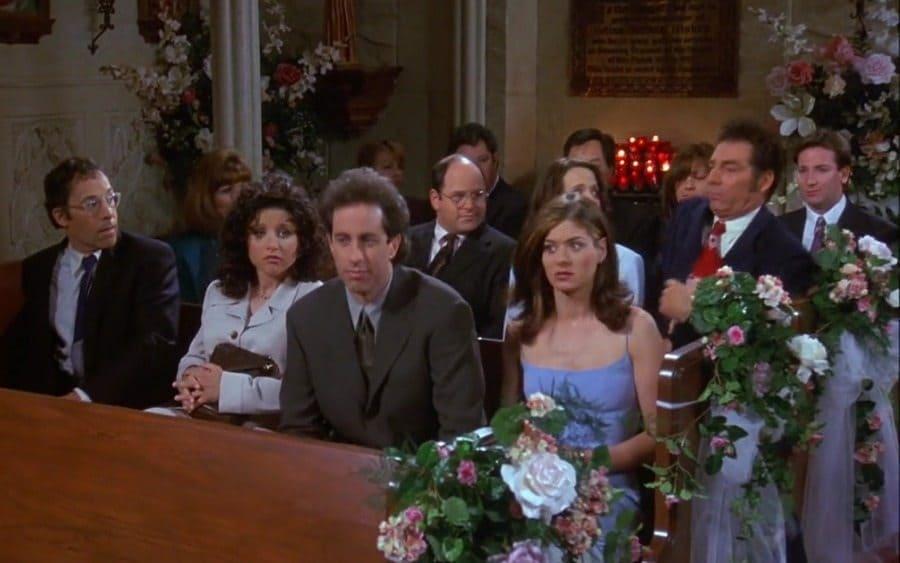 """Debra Messing – as Beth in """"The Yada Yada,"""" Seinfeld"""