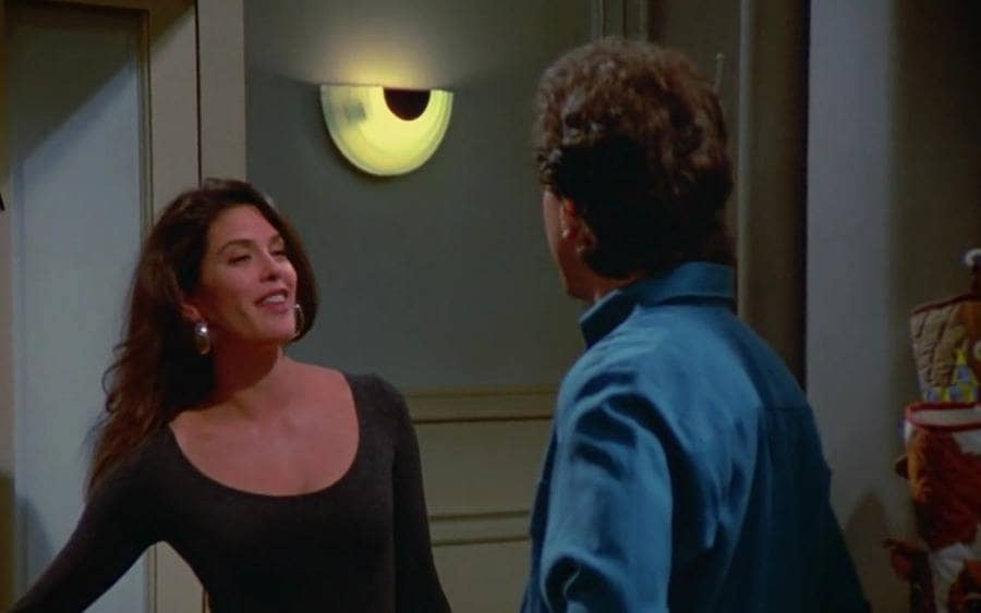 Teri Hatcher in Seinfeld