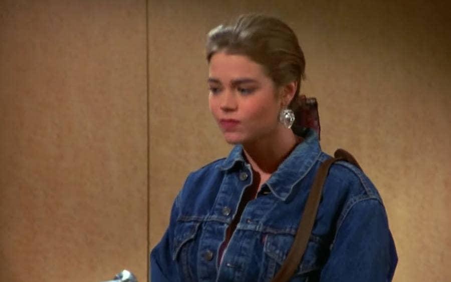 Denise Richards in Seinfeld