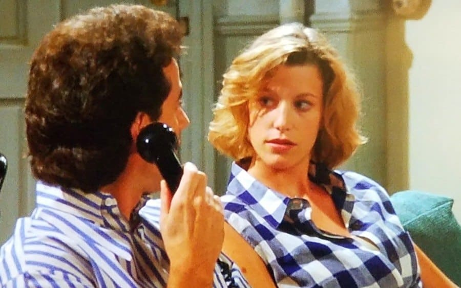 Anna Gunn in Seinfeld