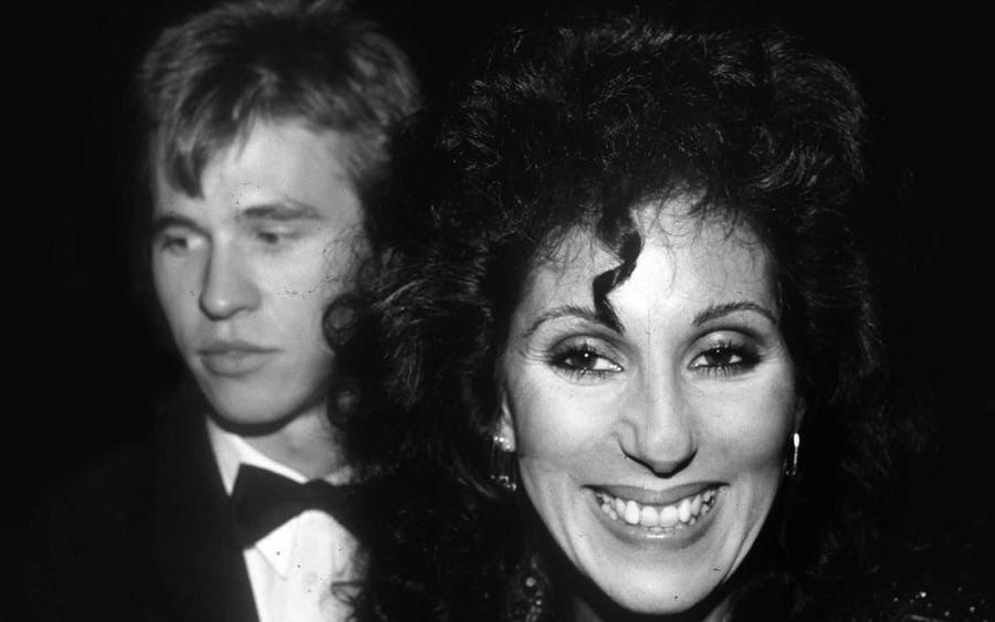 Cher and Val Kilmer 1978