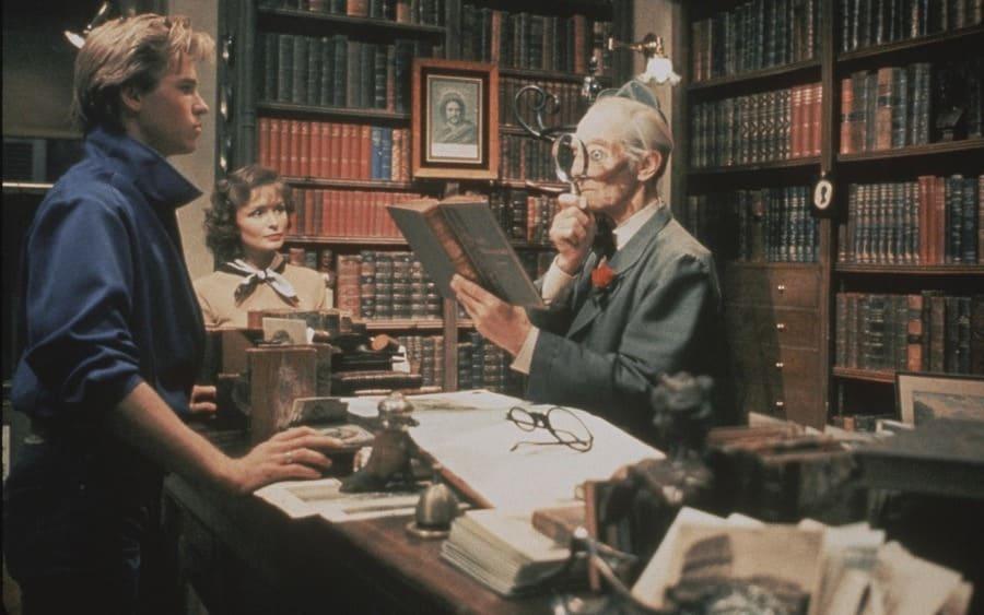Top Secret! – 1984, Val Kilmer, Lucy Gutteridge, Peter Cushing