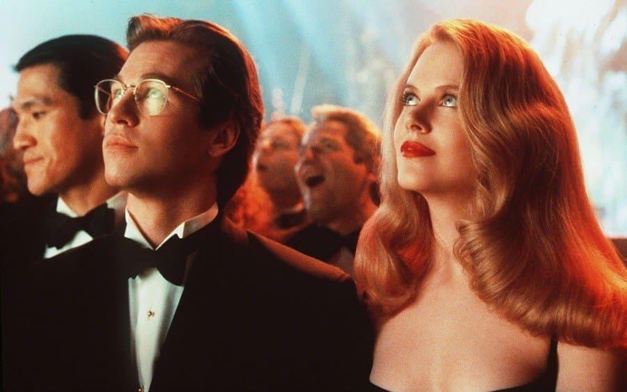 Batman Forever – 1995, Val Kilmer, Nicole Kidman