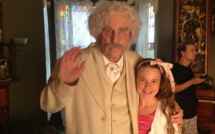 Val Kilmer and Aurora Blue in Tom Sawyer & Huckleberry Finn (2014)