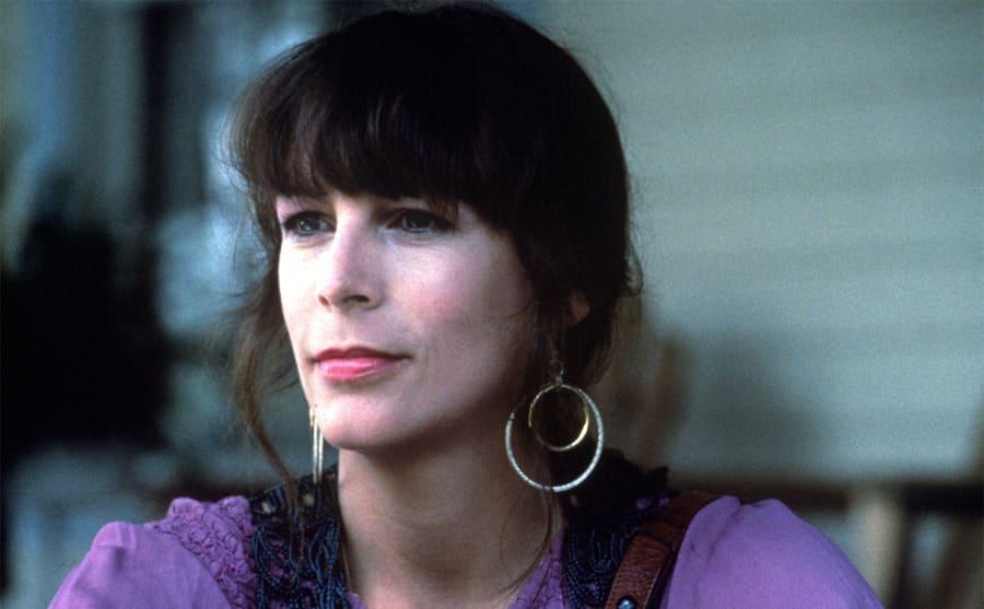 Jamie Lee Curtis in the film My Girl 1991