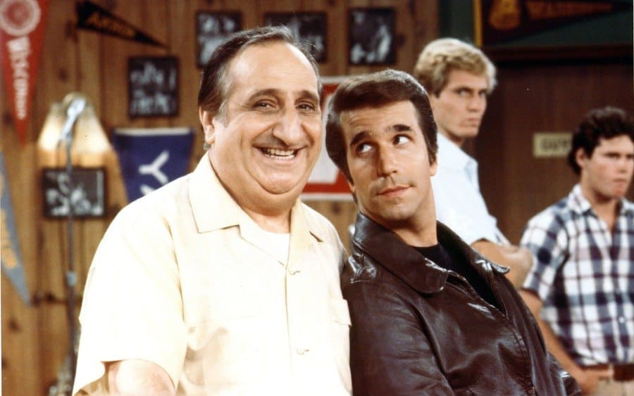 Henry Winkler, Al Molinaro, Ted McGinley